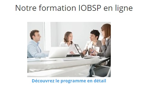 formation iobsp